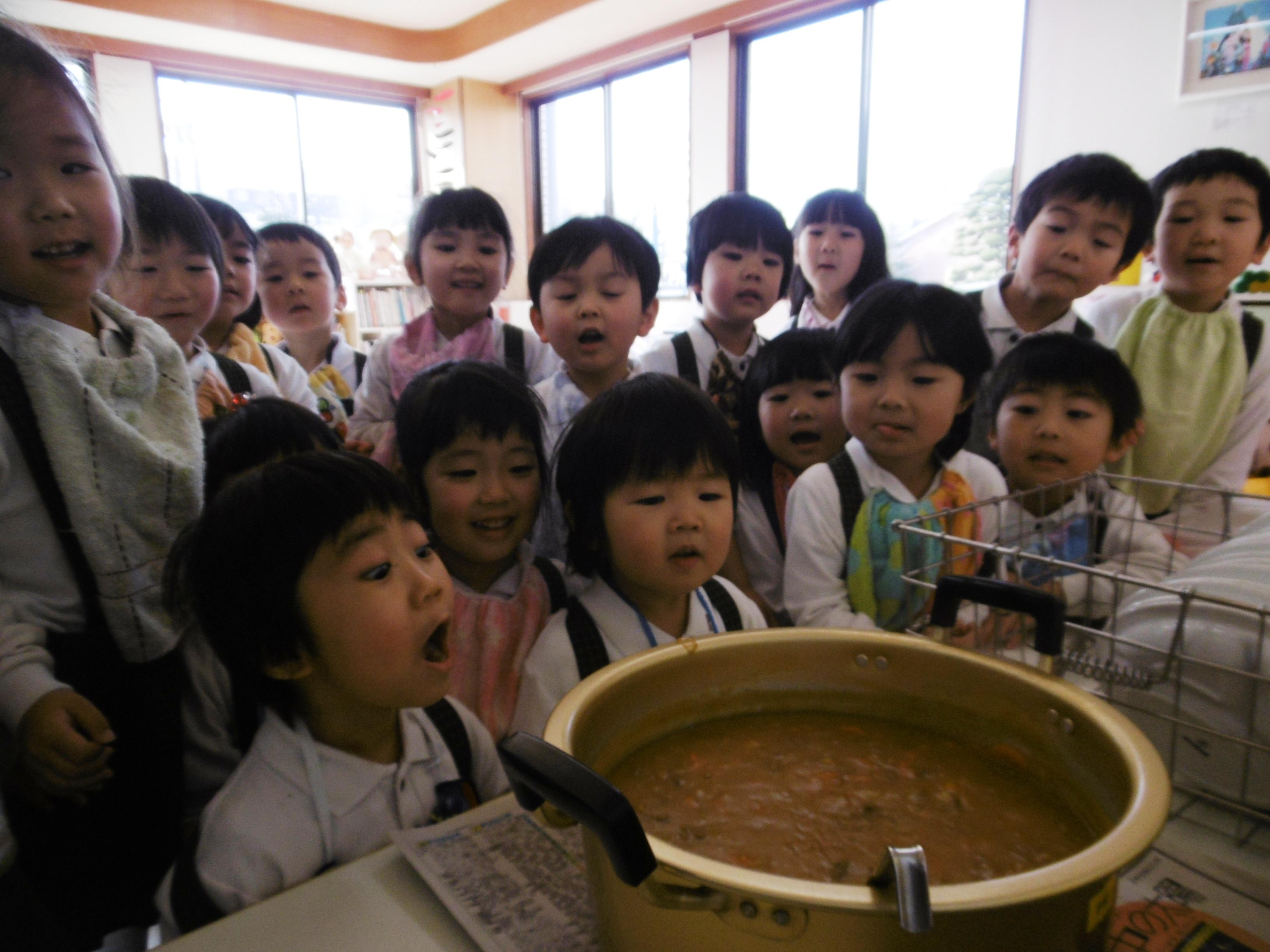 【本町】カレーライスパーティー♪