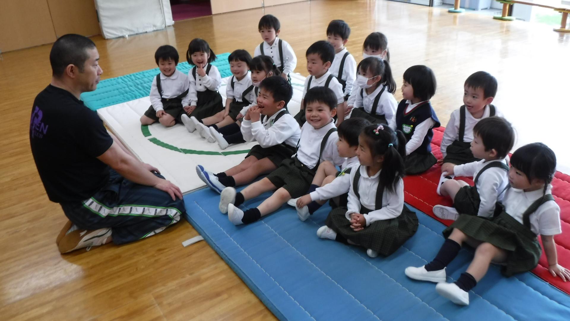 体操教室☆英語教室