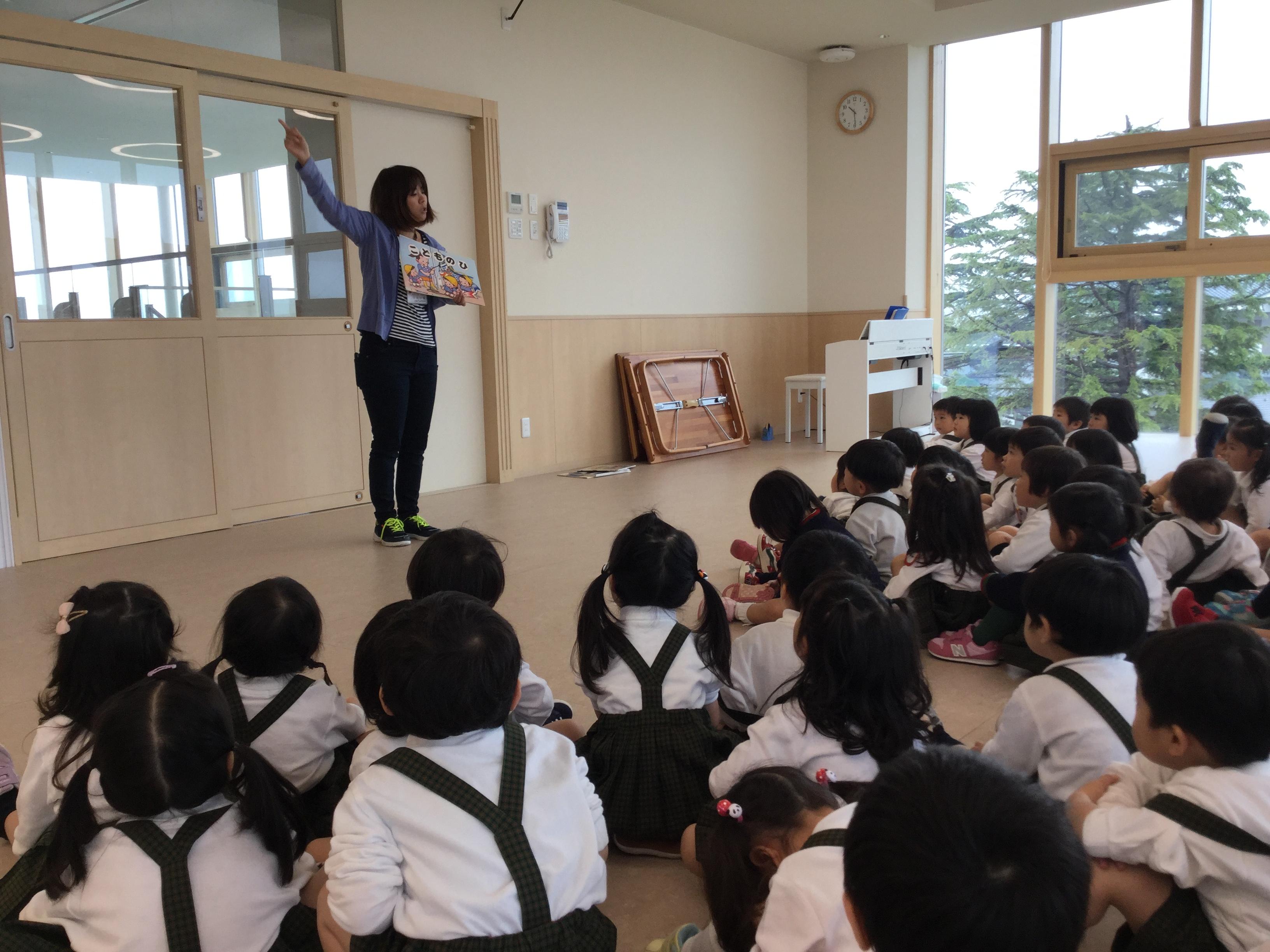 【第二年少】学年集会