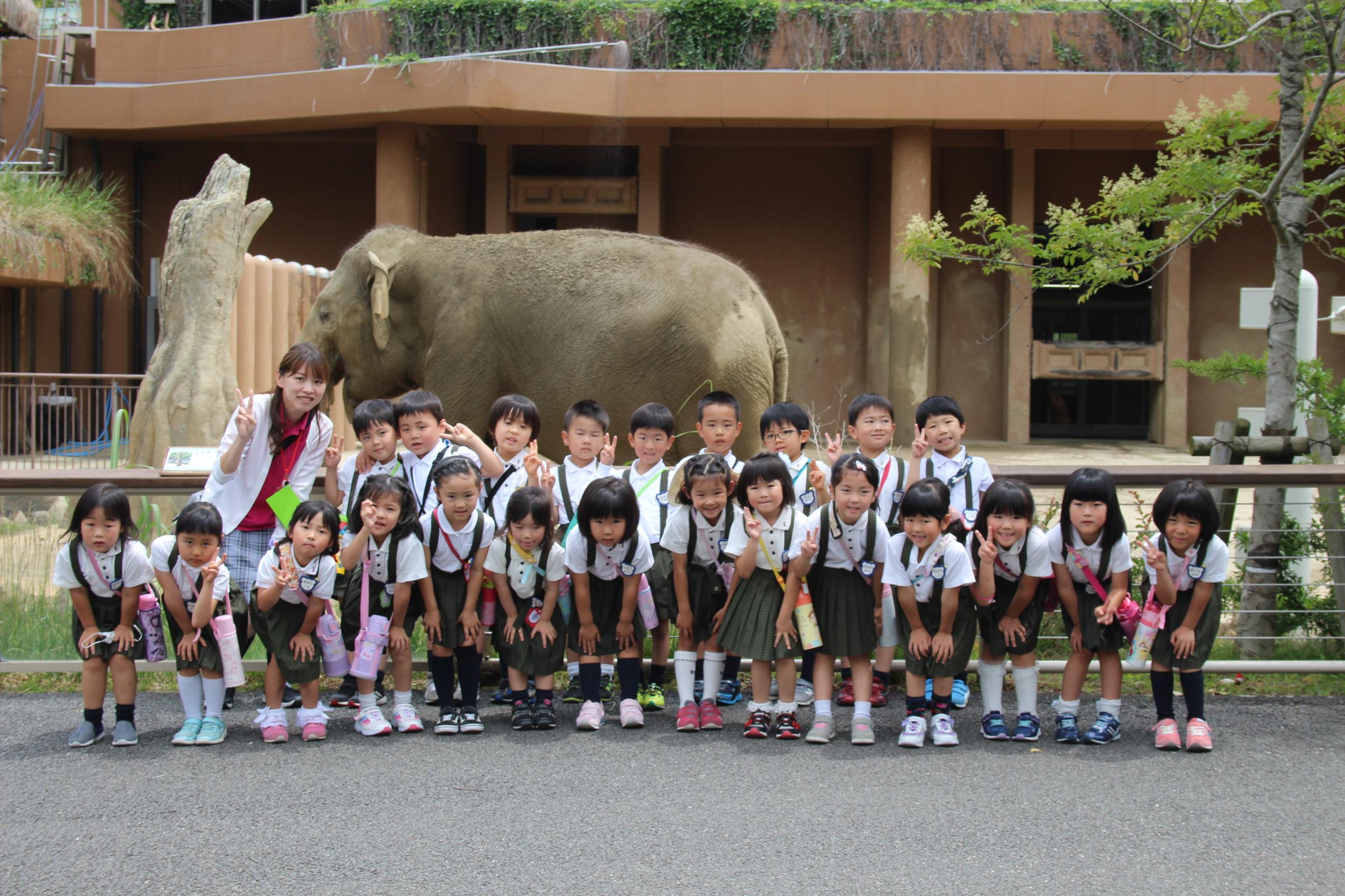 年長動物園見学~ゆりぐみ~