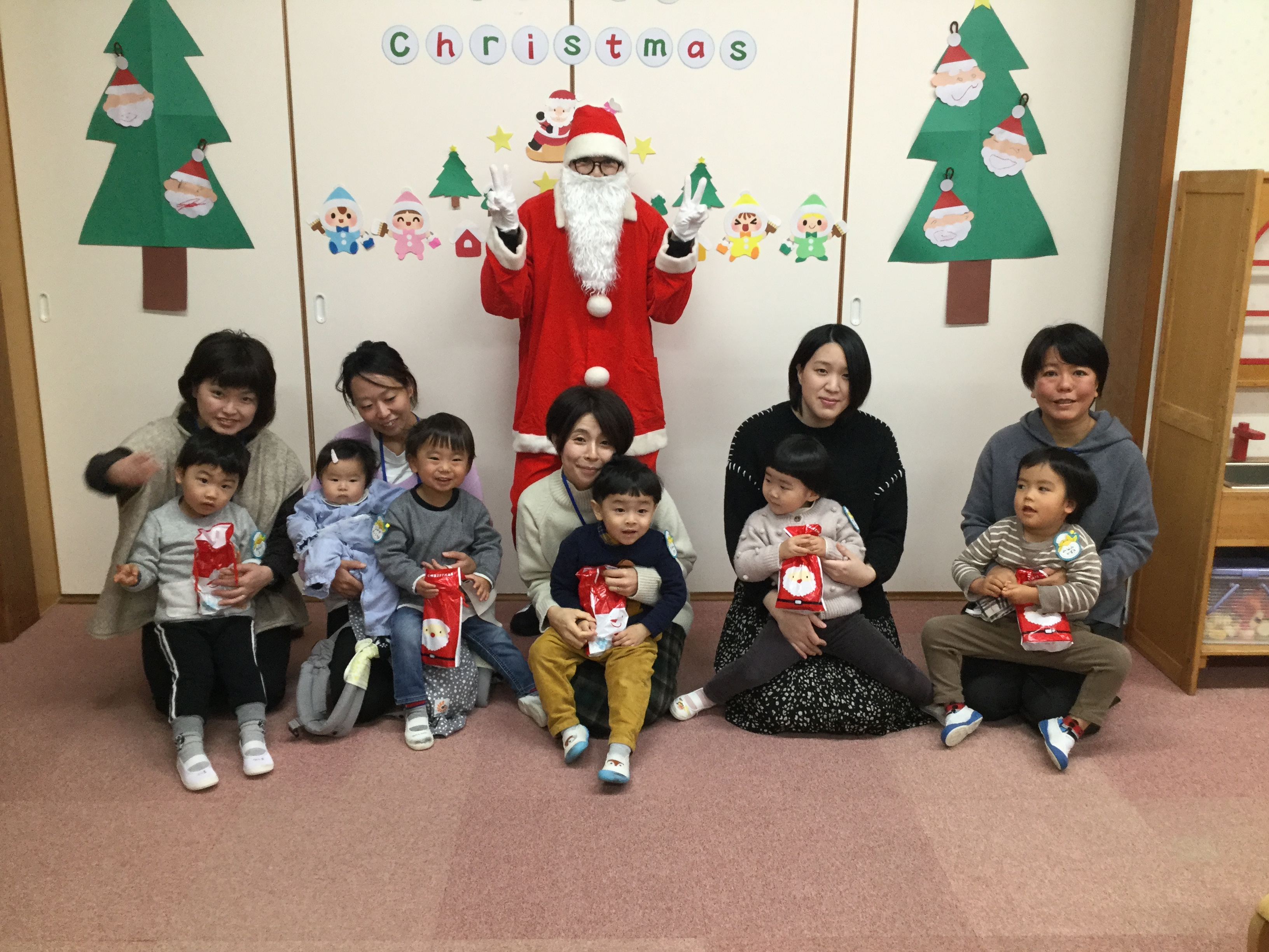 Amiクリスマスお楽しみ会